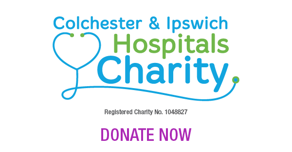 Just Giving for Colchester & Ipswich Hospitals Charity